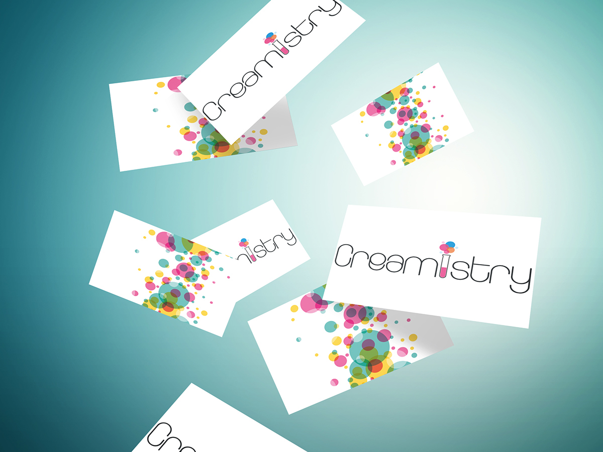 Creamistry Business Card